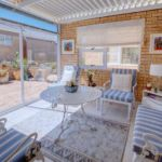 R1 2019 HIG Groenkloof Retirement George Assisted Living Flats Interior Patio - Copy