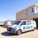 R1 2019 HIG Groenkloof Retirement George Care Unit Medical Care Ambulance